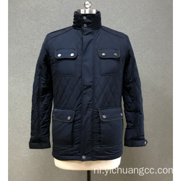Men`s winter marine kleding